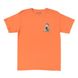 FA Color Movie Tee - Pig-Dyed Burnt Orange