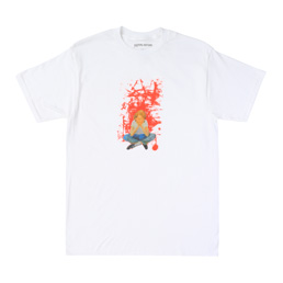 FA Dill Painting Tee - White
