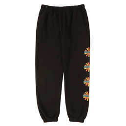 FA Spiral Sweatpants - Black