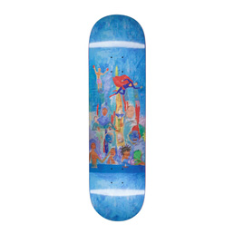 "FA Heros Dill Painting - 8.5"" Deck"