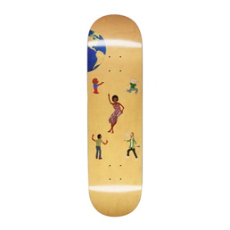 "FA World Dill Painting - 8.38"" Deck"