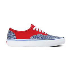 FA x VANS Authentic Pro Blue/Red
