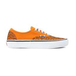 FA x VANS Authentic Pro Orange