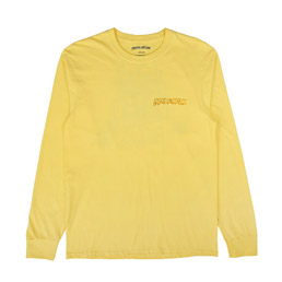 FA x Indy Hostage L/S T-Shirt Yellow