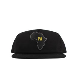 Fucking Awesome Africa Hat Black