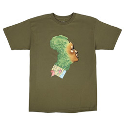 FN Awesome NAK Mother Africa Tee Military