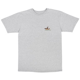 FN Awesome Throne Tee Grey Heather