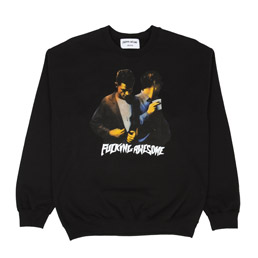 FN Awesome Brothers Crewneck Black