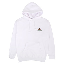 FN Awesome Throne Hoodie White
