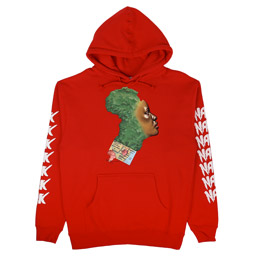 FN Awesome NAK Mother Africa Hoodie Red