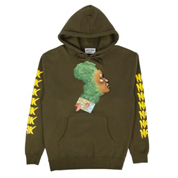 FN Awesome NAK Mother Africa Hoodie Military