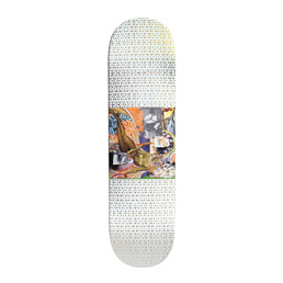FN Awesome Dill Goddess Deck 8.125
