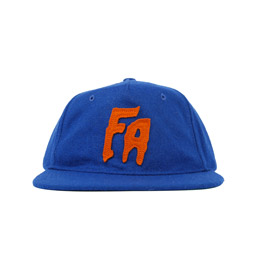 FN Awesome Classic FA Hat Blue/ Orange