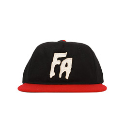 FN Awesome Classic FA Hat Black/Red