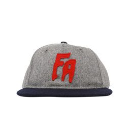 FN Awesome Classic FA Hat Grey/ Navy