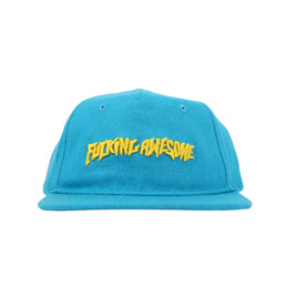 FN Awesome Classic Logo Hat Blue