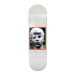 Hockey Jason Deck White 8.5