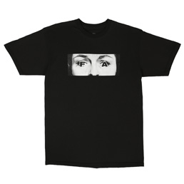 FA Eyes T-Shirt Black