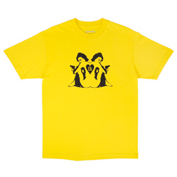 FA Heart T-Shirt Yellow