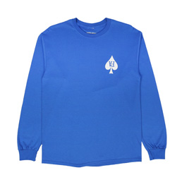 FA Heart L/S T-Shirt Royal
