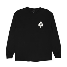 FA Heart L/S T-Shirt Black