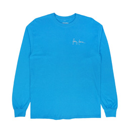 FA Never Enough L/S T-Shirt Turquoise