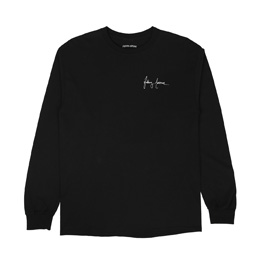 FA Never Enough L/S T-Shirt Black