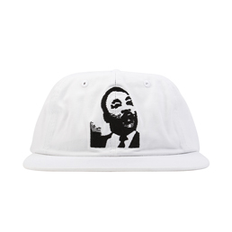 FA MLK Hat White
