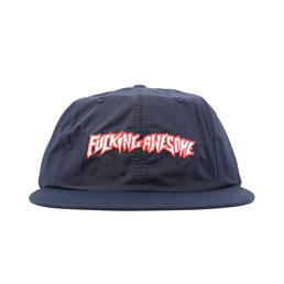FA Outline Logo Hat Blue