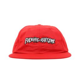 FA Outline Logo Hat Red