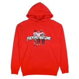FA Friends Hood Red