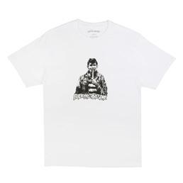 FA Knife Tongue T-Shirt White