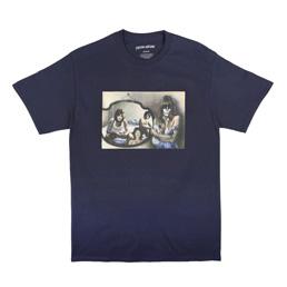 FA Mirror T-Shirt Navy