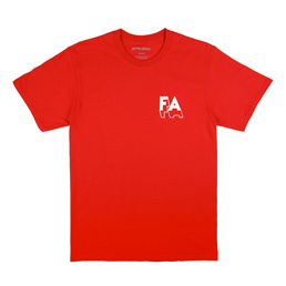FA Invasion T-Shirt Red