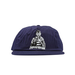 FA Knife Tongue Hat Navy