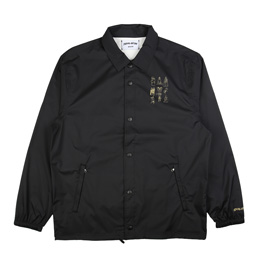 FA Dictionary Coaches Jacket Black