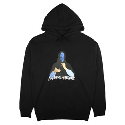 FA Blue Veil Hood Black