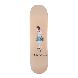 FA Mouthgirl Deck 8.0""