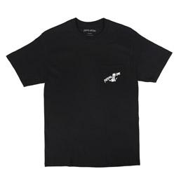 FA Cig Man Pocket T-Shirt Black