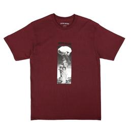 FA Lord Of Bombs T-Shirt Maroon