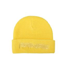 FA Tonal Beanies Yellow