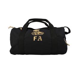 FA Flea The Earth Duffel Bag Black