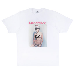 Richardson A4 Cover T-Shirt - White