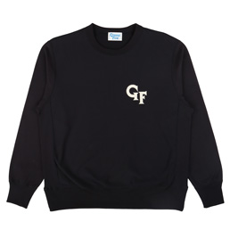 Gimme 5 Felt Crew - Navy/Off White
