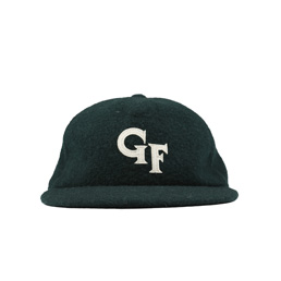 Gimme 5 Wool Cap - Green/ Off White