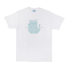 Gimme 5 Palm T-Shirt White