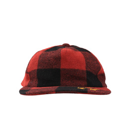 Gimme 5 Check Cap Red/Black Check