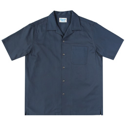 Gimme 5 Bowling Work Shirt - Navy