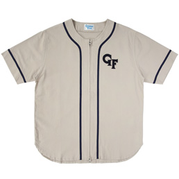 Gimme 5 Baseball Shirt Grey
