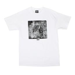 Hockey Carved Tee White